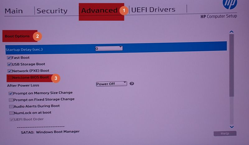 HP增霸卡UEFI版7.0 BIOS 位置