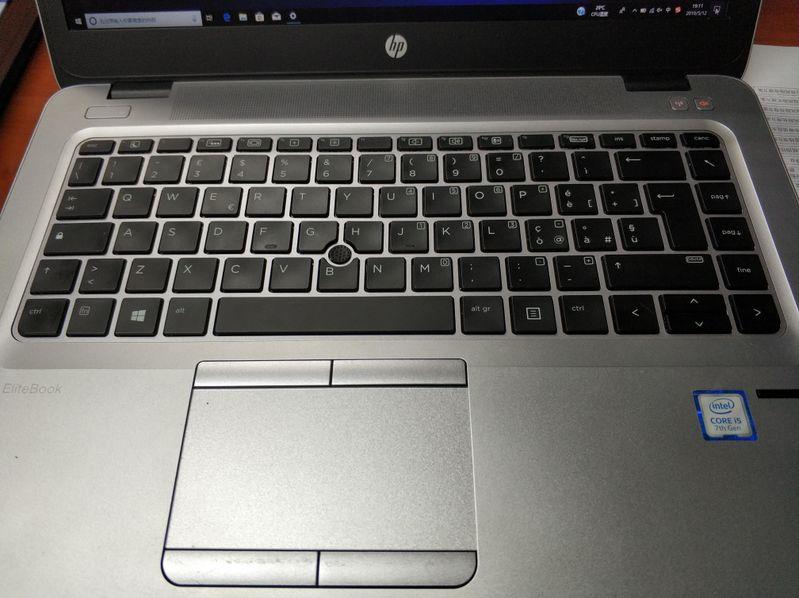 elitebook 键盘