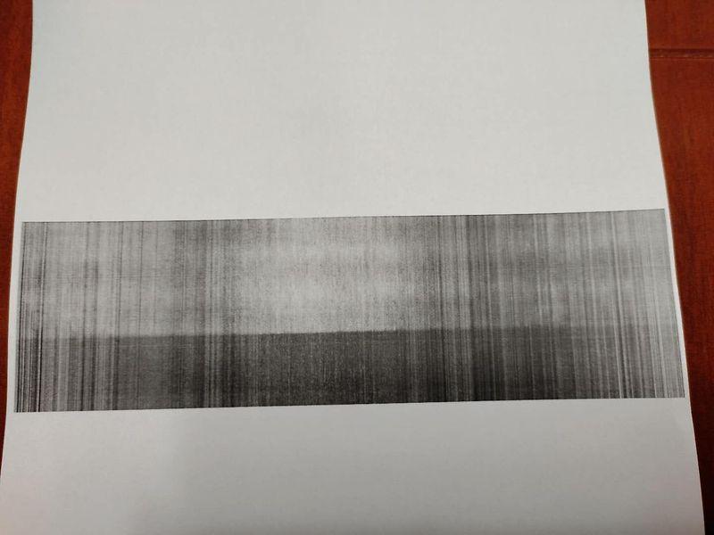 清洗打印页