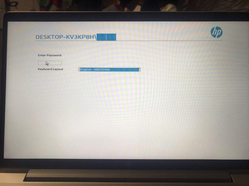不知道设置了什么?开机就这个画面,电脑能够正常使用